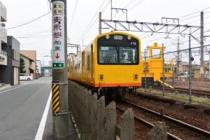 三岐鉄道北勢線沿線(西桑名駅付近)