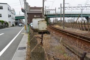 西桑名駅付近〜矢田立場(桑名市西矢田町)