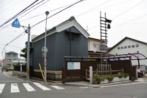 矢田立場(桑名市西矢田町)