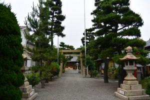 城南神社(桑名市安永)