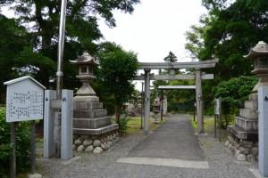 八重垣神社(桑名市大福)
