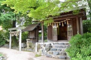 鏡ケ池社ほか(神館神社)
