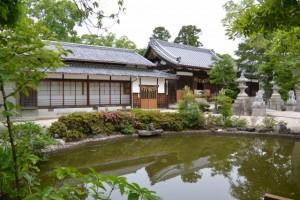 鏡ケ池(神館神社)
