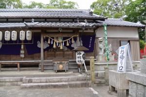 一目連神社(赤須賀神明社の摂社)