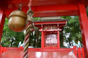赤須賀稲荷神社(赤須賀神明社の境内末社))
