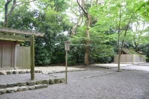 草奈伎神社、大間国生神社(ともに豊受大神宮摂社)