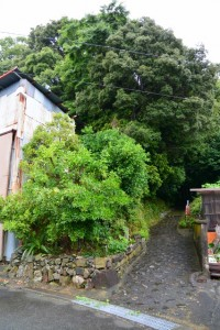 宇治山田神社(皇大神宮摂社)の参道入口