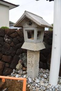 秋葉神社(中村町公民館前)