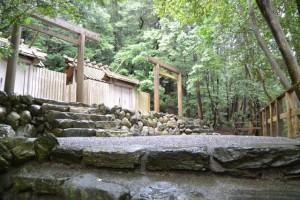 朝熊御前神社、朝熊神社(ともに皇大神宮摂社)