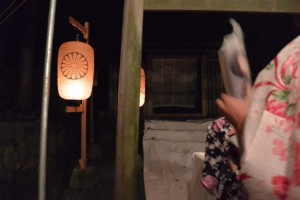 赤崎祭(ゆかた祭り)(豊受大神宮末社 赤崎神社)