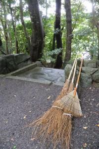 御船神社(皇大神宮摂社)、牟弥乃神社(同末社)を同座