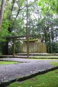 朽羅神社(皇大神宮摂社)