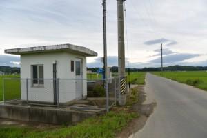 東海農政局 宮川用水土地改良区 蚊野操作所、蚊野分水工