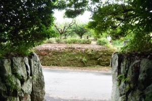 蚊野神社(皇大神宮摂社)からの風景