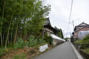 延命山永寿寺(玉城町蚊野)
