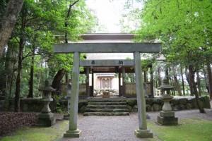田宮寺神社(玉城町田宮寺)