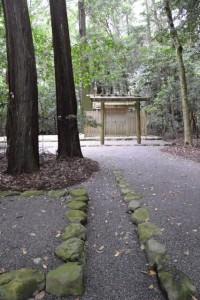 奈良波良神社(皇大神宮摂社)