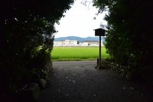 小社神社(皇大神宮末社)からの眺望