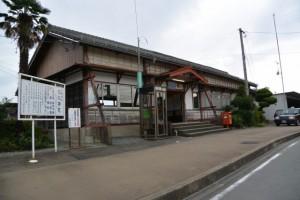 JR参宮線 田丸駅