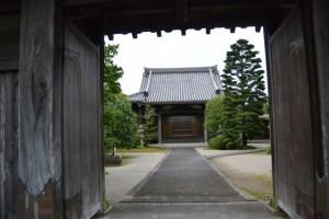 大得寺(玉城町田丸)