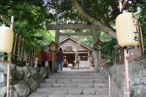 夏越の大祓(船江上社)
