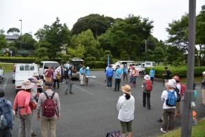 宮リバー度会パーク 第5駐車場(集合)