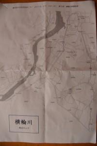 「清流宮川の支流を歩こう! 横輪川界隈散策(伊勢市)」周辺マップ