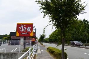 すき家津上浜町店(県道10号)