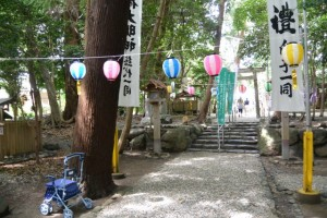 例大祭、夏まつり(上社)