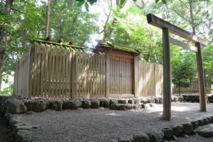 志等美神社、大河内神社(共に豊受大神宮摂社)
