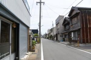 草奈伎神社から清野井庭神社へ