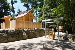 橘神社と天王社(伊勢市黒瀬町)