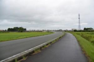 馬瀬公園〜第ニ湊橋(大湊川)