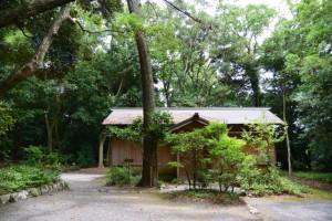 斎舎(御塩殿神社)