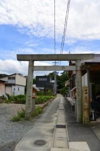 二見神社(姫宮稲荷神社)(伊勢市二見町溝口)