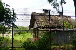 二見神社(姫宮稲荷神社)に隣接する神宮御園