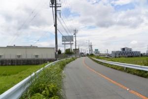 御塩道(汐合橋〜国道42号)