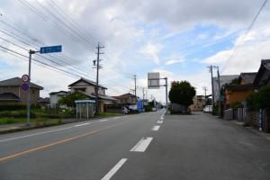 御塩道(二見街道から右へ)