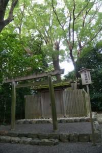 草奈伎神社(豊受大神宮摂社)