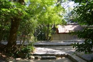 御塩殿神社(皇大神宮所管社)、御塩殿