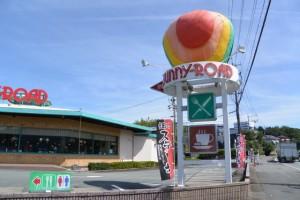 サニーロード(国道23号沿い)