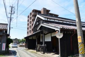角屋醤油味噌溜製造所(伊勢市神久)