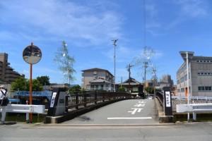 御塩道(清浄坊橋)