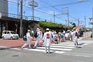 御塩道(清浄坊橋〜JR参宮線 吹上町踏切)