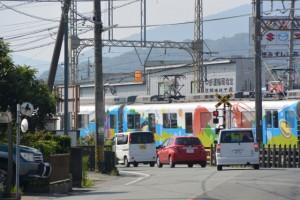 近鉄山田線 踏切道小俣15号