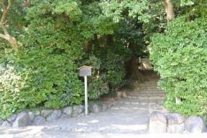田上大水神社(豊受大神宮摂社)、田上大水御前神社(同末社)