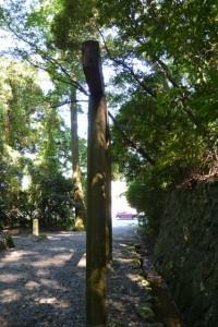 山末神社(豊受大神宮摂社)