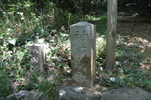 神前神社(皇大神宮摂社)ほかの参道