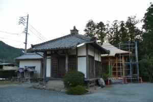 慶林寺(度会町麻加江)