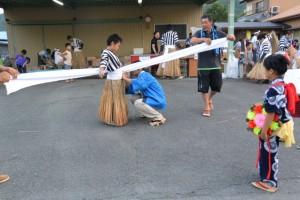 麻加江かんこ踊り(度会町麻加江)